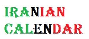 Iranian and Persian Calendar