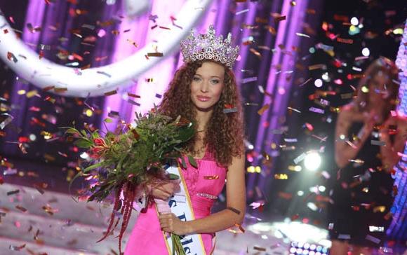 miss polski poland 2011 winner angelika ogryzek