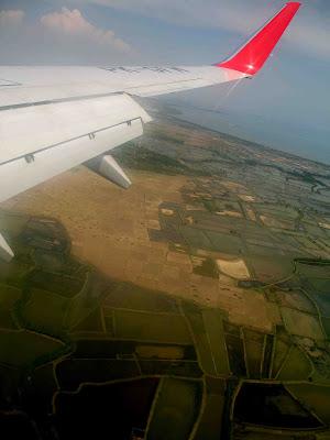 pesawat Garuda ke Papua