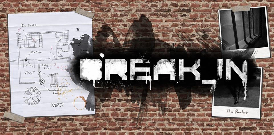 новая игра Break_In