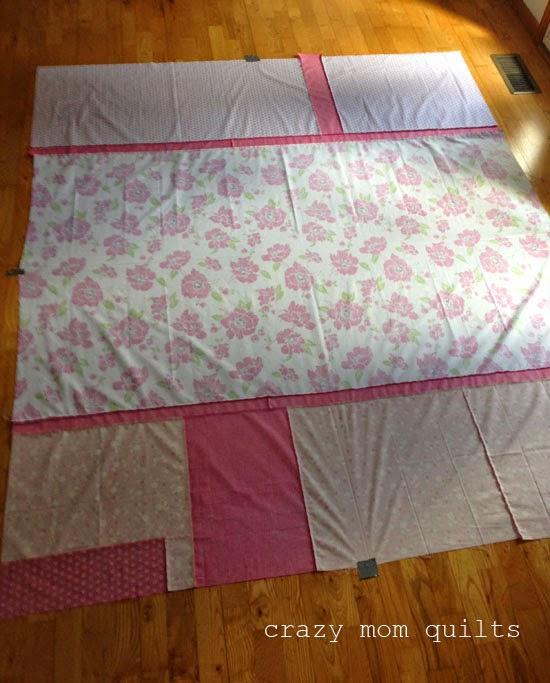 crazy mom quilts: Machine Quilting 101: Basting : basting quilt - Adamdwight.com