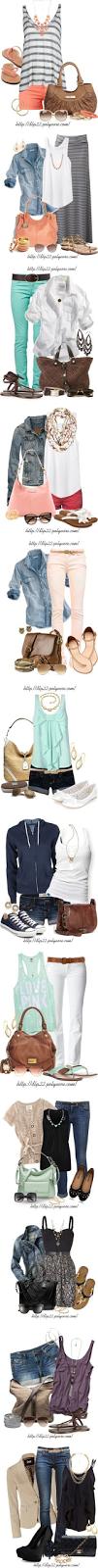 Spring Summer Clothes