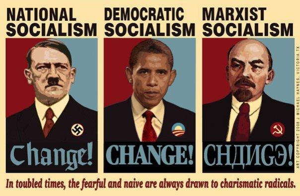 Obama subversive dictator