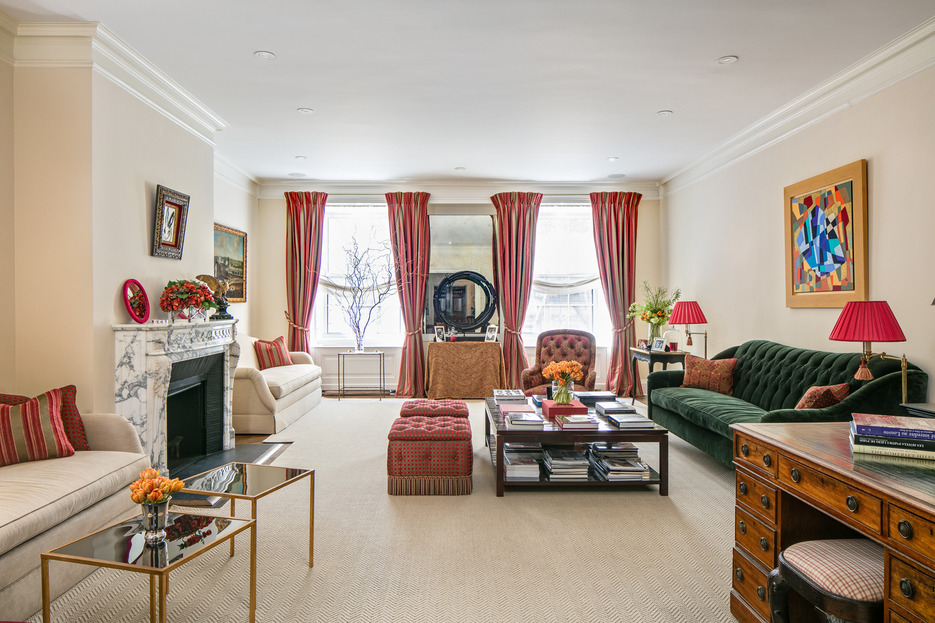 STRIBLING LISTING: 1021 PARK AVENUE Upper East Side