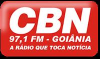 Rádio CBN - Goiânia Goiás ao vivo