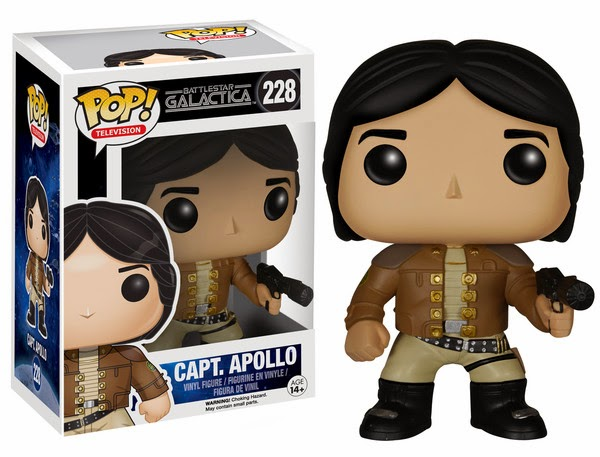 Funko Pop! Captain Apollo
