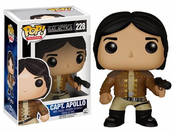 Funko Pop! Captain Apollo