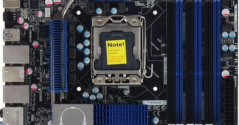 Fsb800 motherboard