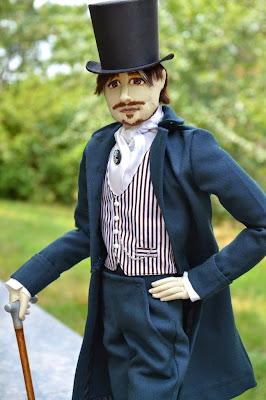 ADdoll_Robert_4 Сэр Роберт авторская текстильная шарнирная кукла Алёны Дороховой