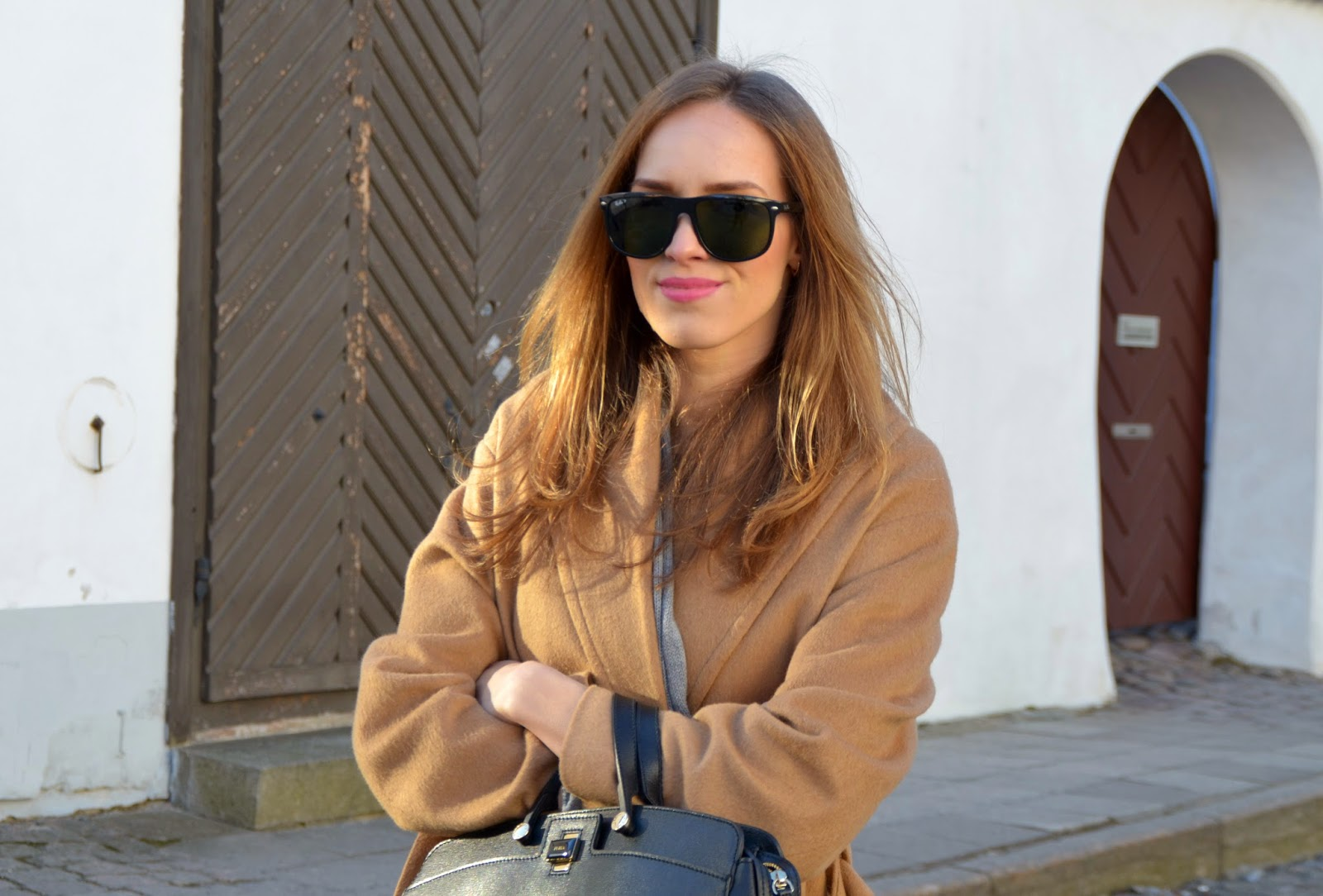 ray-ban-sunglasses-mango-coat-fashion-street-style-winter-outfit kristjaana mere