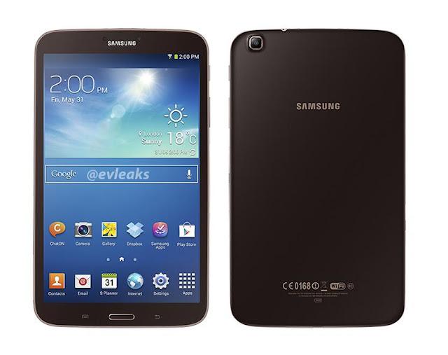 Samsung Galaxy Tab 3 8.0 Golden-Brown