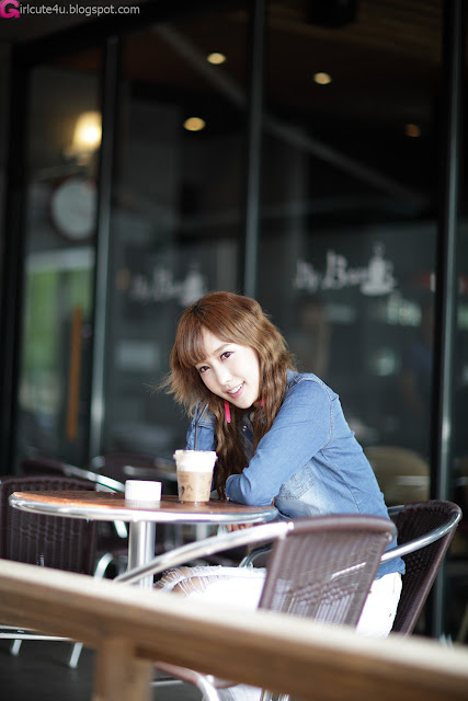 4 Im Min Young - Casual Outdoor-very cute asian girl-girlcute4u.blogspot.com