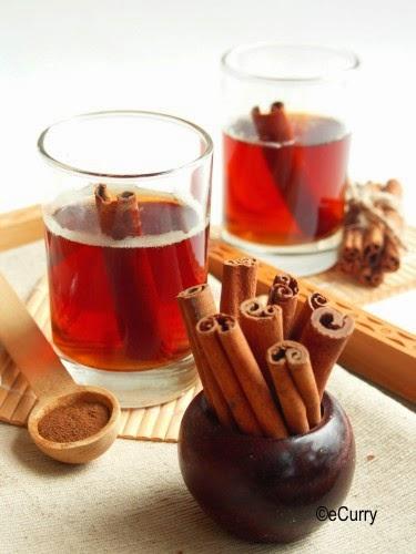 teh kayu manis sebagai penawar batuk