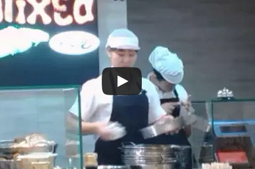kopitiam food court singapore employee scandal