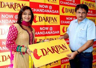 Harika-Stills-at-Darpan-Furnishings-Launch