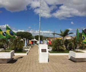 Praça da Copa - São José do Campestre/RN