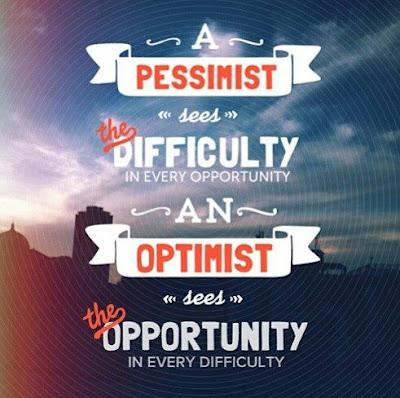 Pesimista vs optimista