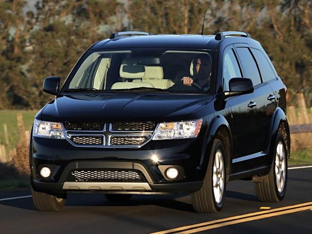 de seus carros dodge journey jeep cherokee e dodge ram