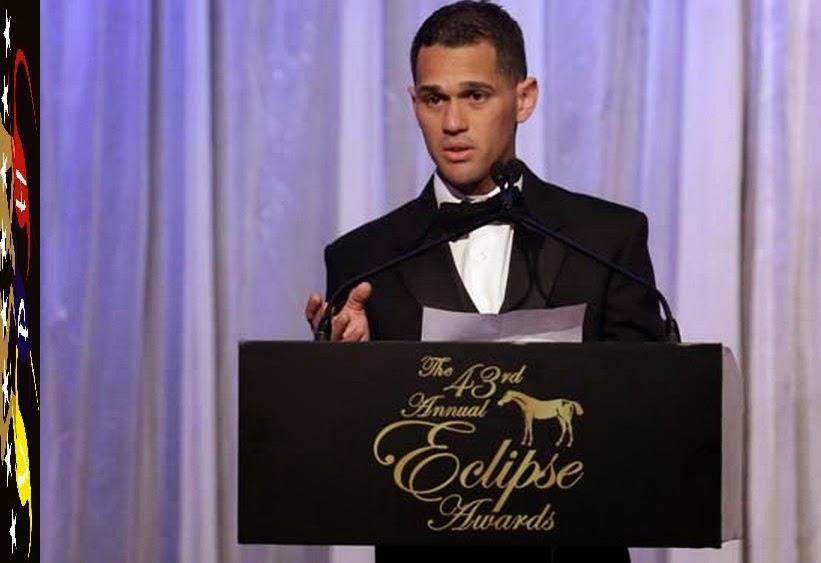 Javier José Castellano: Eclipse Award 2013, 2014, 2015 y 2016