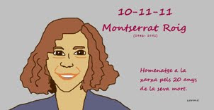 20 ANYS SENSE MONTSERRAT ROIG