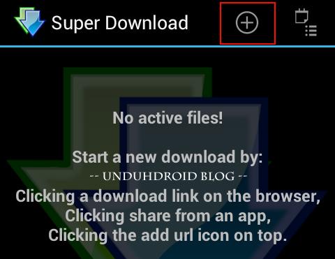 Cara Percepat Download di Android (Dual Speed)