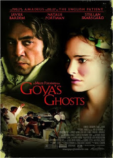 Bóng Ma Goya - Goyas Ghosts