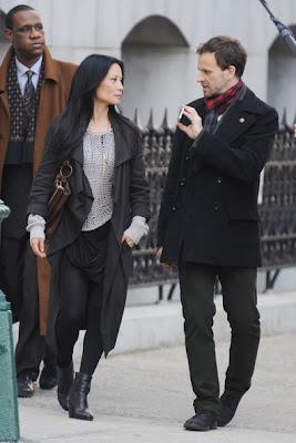 Syuting Perdana Elementary Adaptasi Modern Sherlock versi Amerika