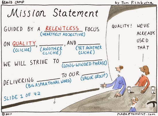 well written personal mission statements
