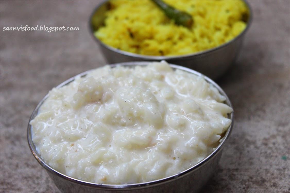 Paramannam/Sweet Rice Pudding
