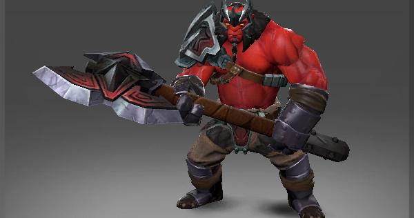 The Red Conqueror Set M1sk4s Dota 2 Mods