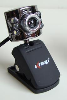 KNUP-Webcam-GZE020-driver