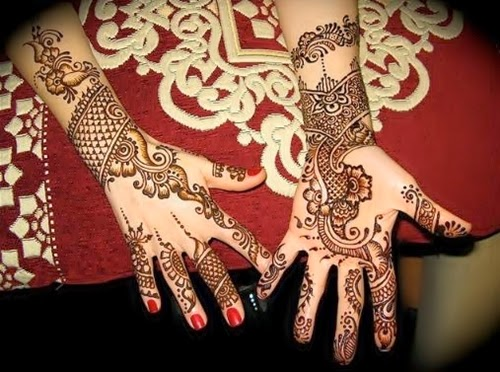 Mehndi Henna Clothes : Best mehndi designs indian arabic pakistani