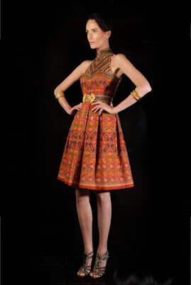 Elegant And Cool Batik Indonesia Noor Fashion House 360