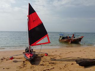 Klepper Faltboot Andaman sea Thailand Tarutao Nationalpark