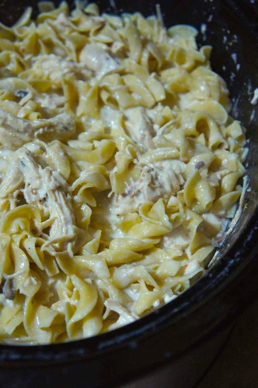 Crock Pot Chicken Stroganoff: Savory Sweet and Satisfying