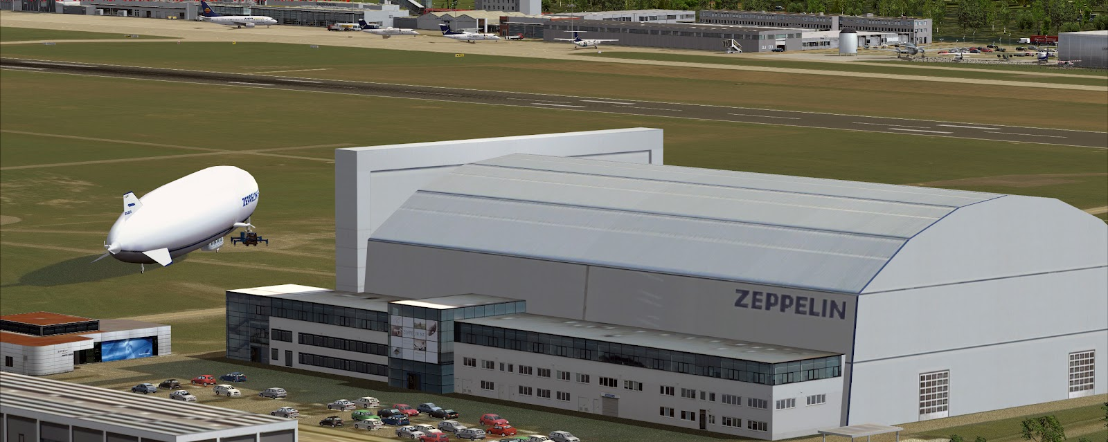 airdailyx aerosoft gap friedrichshafen our impression. Black Bedroom Furniture Sets. Home Design Ideas