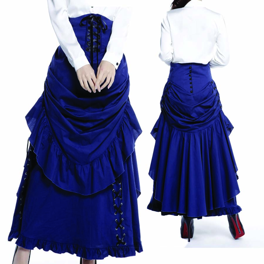 blueberry hill fashions: steampunk plus size clothing skirts, top