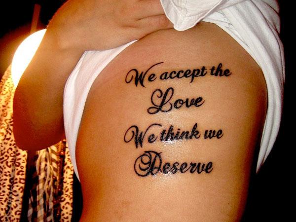 Tattoo Sayings