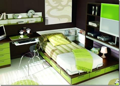 Decoracion de cuartos juveniles cocinas modernass for Decoracion de dormitorios para varones