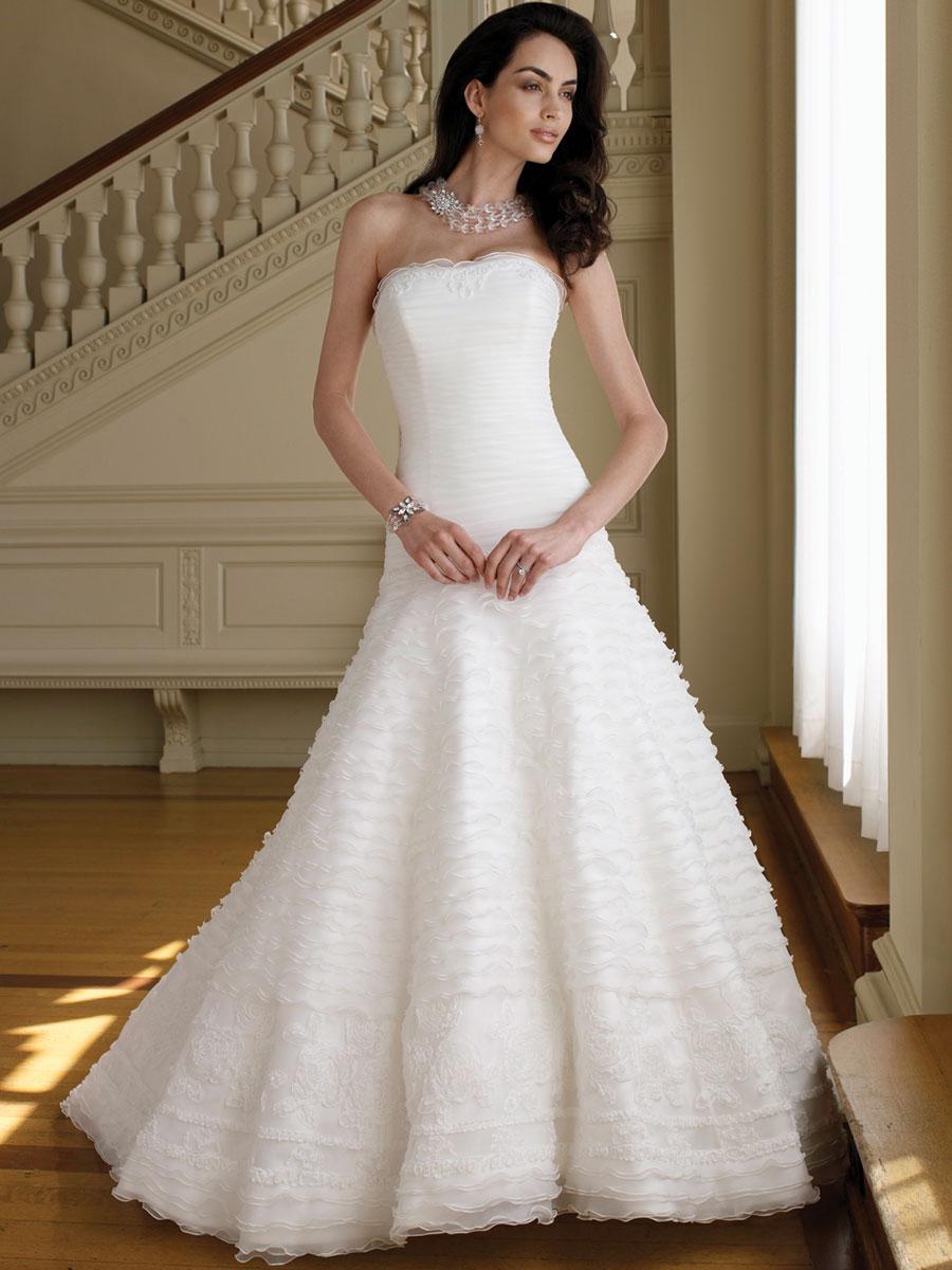 wedding dresses a line style wedding dress styles Wedding Dresses A Line Style
