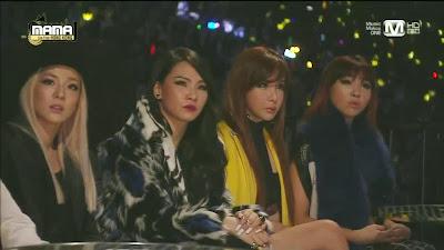 2NE1 mama 2013