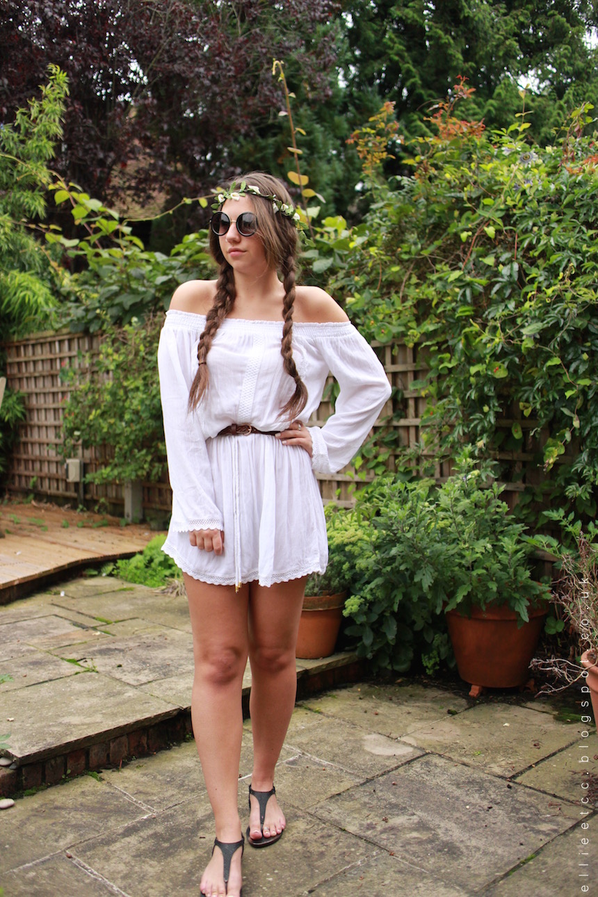 bestival, fashion, festival, inspiration, lookbook, New Look, off the shoulder, off the shoulder dress, Primark, River Island, style,