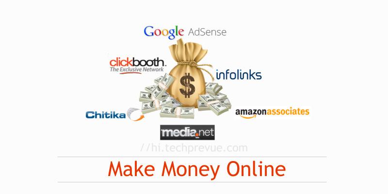Make Money Online - Blog Tips
