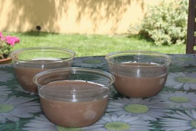 gelato alla nutella  senza gelatiera
