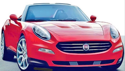 2016 Fiat Spider Concept Specs Price