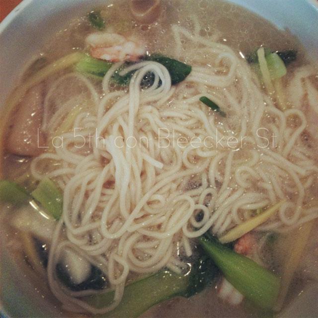 nan shian la mejor sopa de dumplings de nueva york