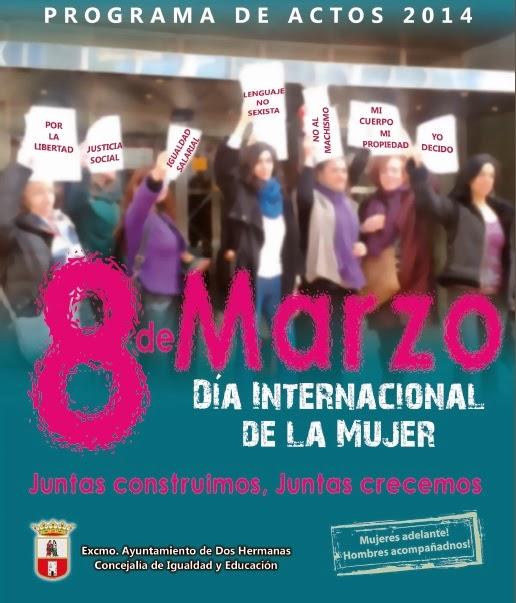 Programa 8 de Marzo 2014