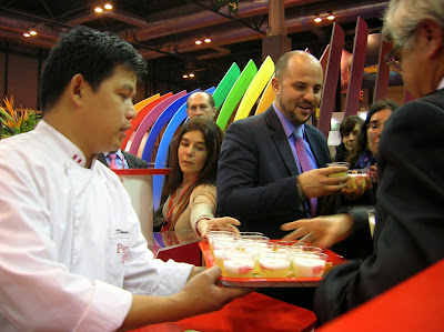 Pisco sour peruano, Fitur, round the world, La vuelta al mundo de Asun y Ricardo, mundoporlibre.com