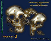 ¿Qué queda del genoma humano y para qué? volumen  1 y 2  Guillermo Bernengo