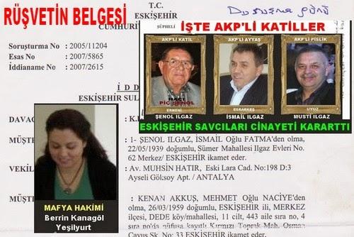 ADALET BUYSA, BEN BU ADALETİ TANIMIYORUM